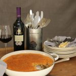 Venison Pie and Pinotage Recipe photo