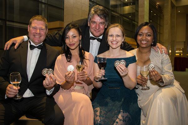 Veritas Wine Award Results Revealed at Black Tie Affair photo