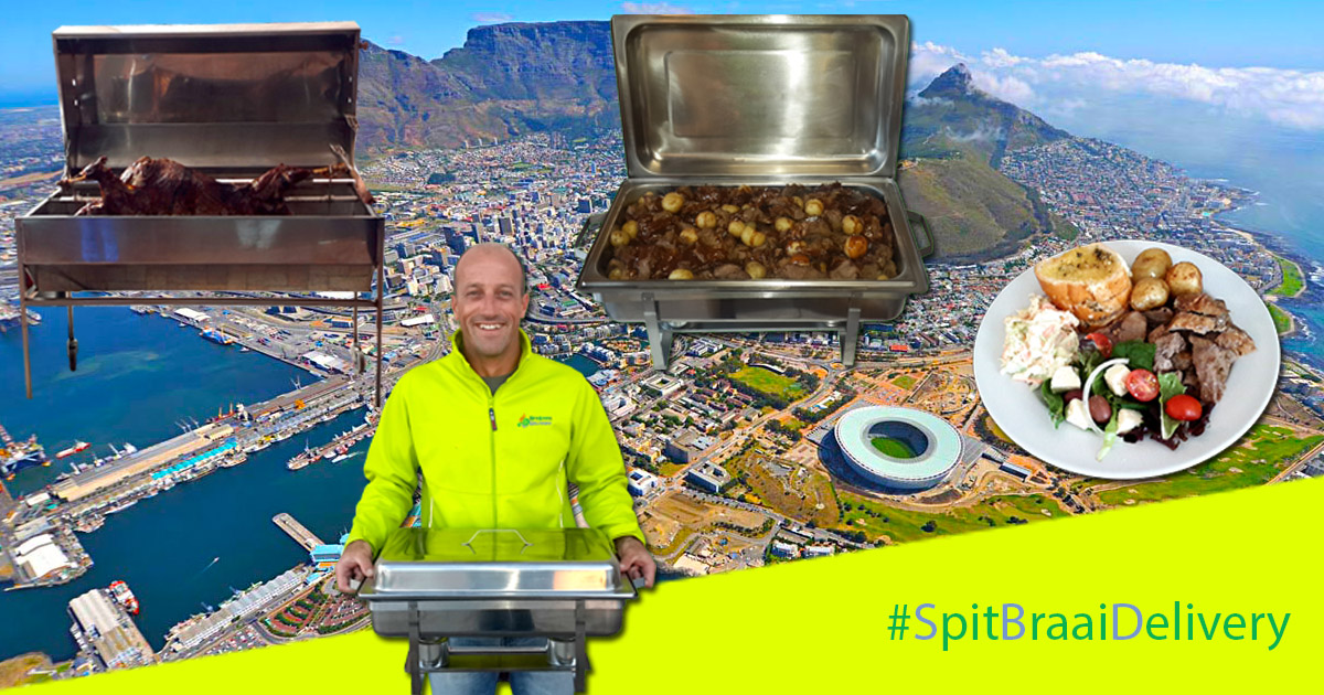 Spit Braai Delivery & Catering | Cape Town photo