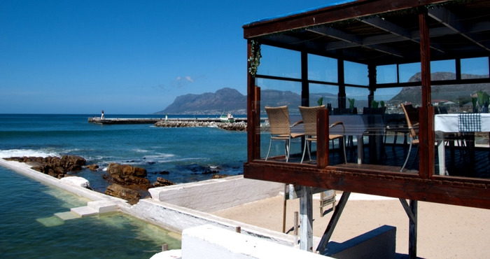 20 of the Coolest Seafront Restaurants in South Africa – List it, find it, book it photo