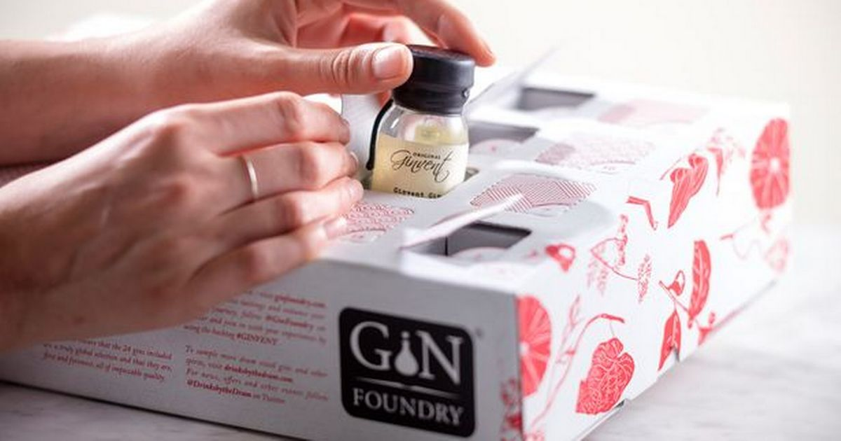 Count down to Christmas with this Gin advent calendar photo