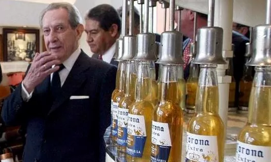 Corona beer founder makes everyone in his village a millionaire after leaving money in will photo
