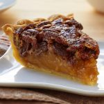 Brown Butter Pecan Pie made with Espresso Dates photo