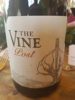 Stellenzicht The Vine Post Pinotage 2014 photo