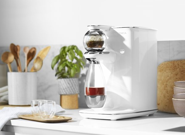 Meet Teforia, A Tea Brewing Robot For The Home photo