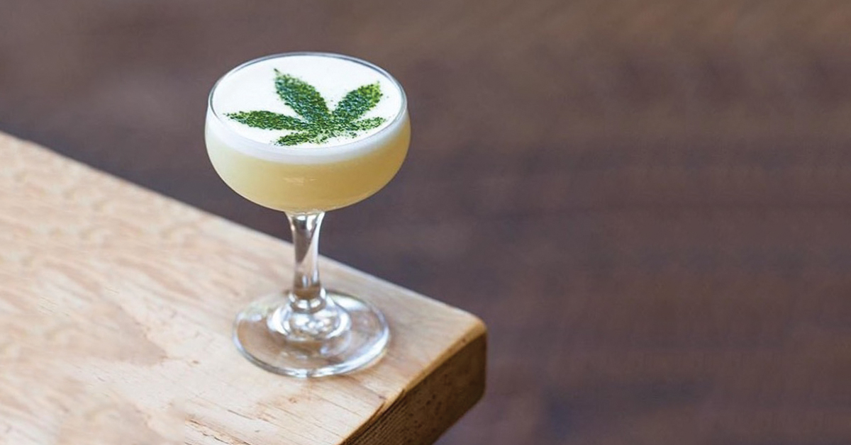 Everything You Need to Know About Cannabis Cocktails photo