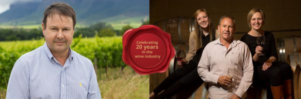 Vrede and Lust Celebrates 20 Years in the Wine Industry photo