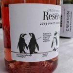 Drinking Wine for a Good Cause: Creation African Penguin Reserve Wine photo