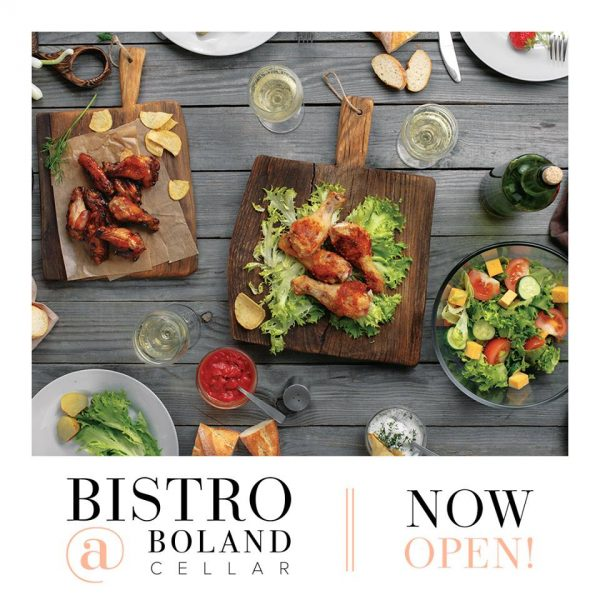 The Bistro @ Boland is now open! photo