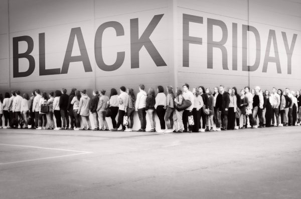 Black drinks to help you get through Black Friday photo