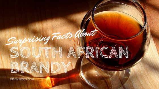 Surprising facts about South African Brandy photo