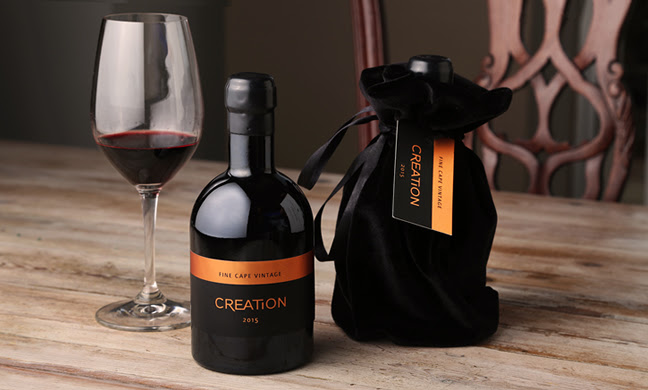 Release of 2015 Creation Fine Cape Vintage photo