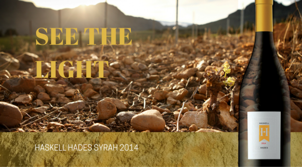 The final chapter in the Haskell Single Vineyard Syrah story photo