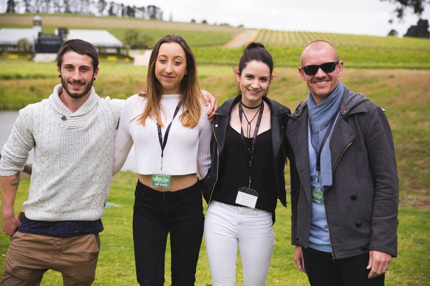 Lavish Lawn Days At Beresford Wines photo