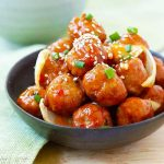 Sweet and Sour Meatballs photo
