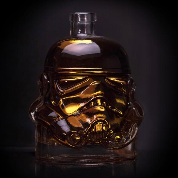 This Storm Trooper Whiskey Decanter Is What You Need In Your Life photo