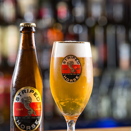 Striped Horse named the official beer for the 2016 Eat Out Mercedes-Benz Restaurant Awards. photo