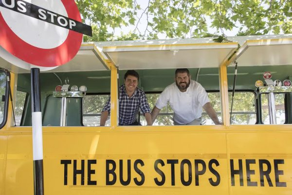 The Bus Stop @ Stellenbosch Vineyards offers an exciting new dining experience in the Winelands photo