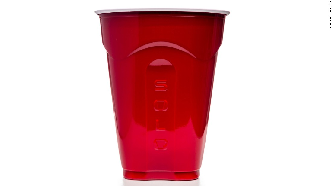 The inventor of the red Solo cup has died photo