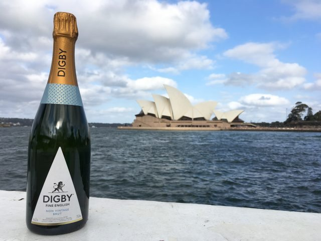 Digby The First English Fizz Down Under photo