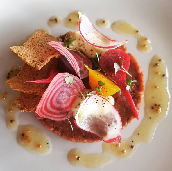 The Restaurant at Glen Carlou launches its Summer Menu photo
