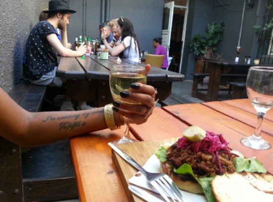Screenshot 2016 12 08 at 13.38.21 e1481197224626 The Best Courtyard Drinking and Dining Spots in Cape Town