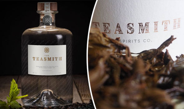 G and tea: Scotland`s first premium gin distilled with hand-picked tea photo