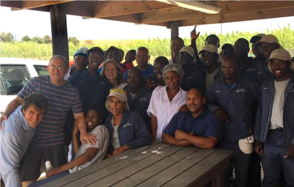 Cape Wine Farm Shares Cash Spoils Of Carbon Trade With Workers photo