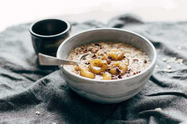 Caramelized Banana Oatmeal photo