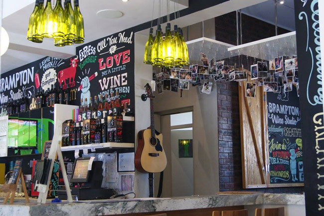 A Brampton Wine Studio Experience photo