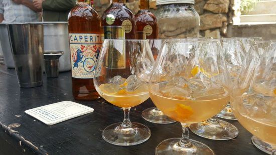 caperitif cocktails e1482830428162 The Most Memorable South African Drinks Events of 2016