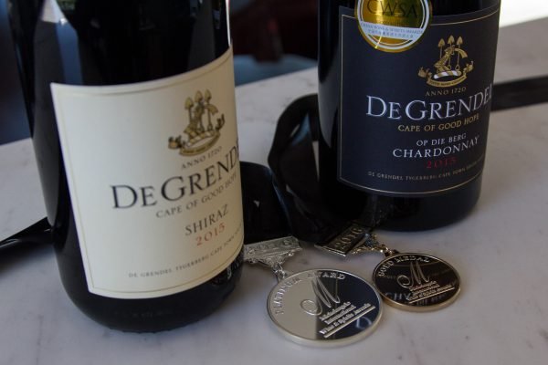 De Grendel Takes Home an Array of Awards in 2016 photo