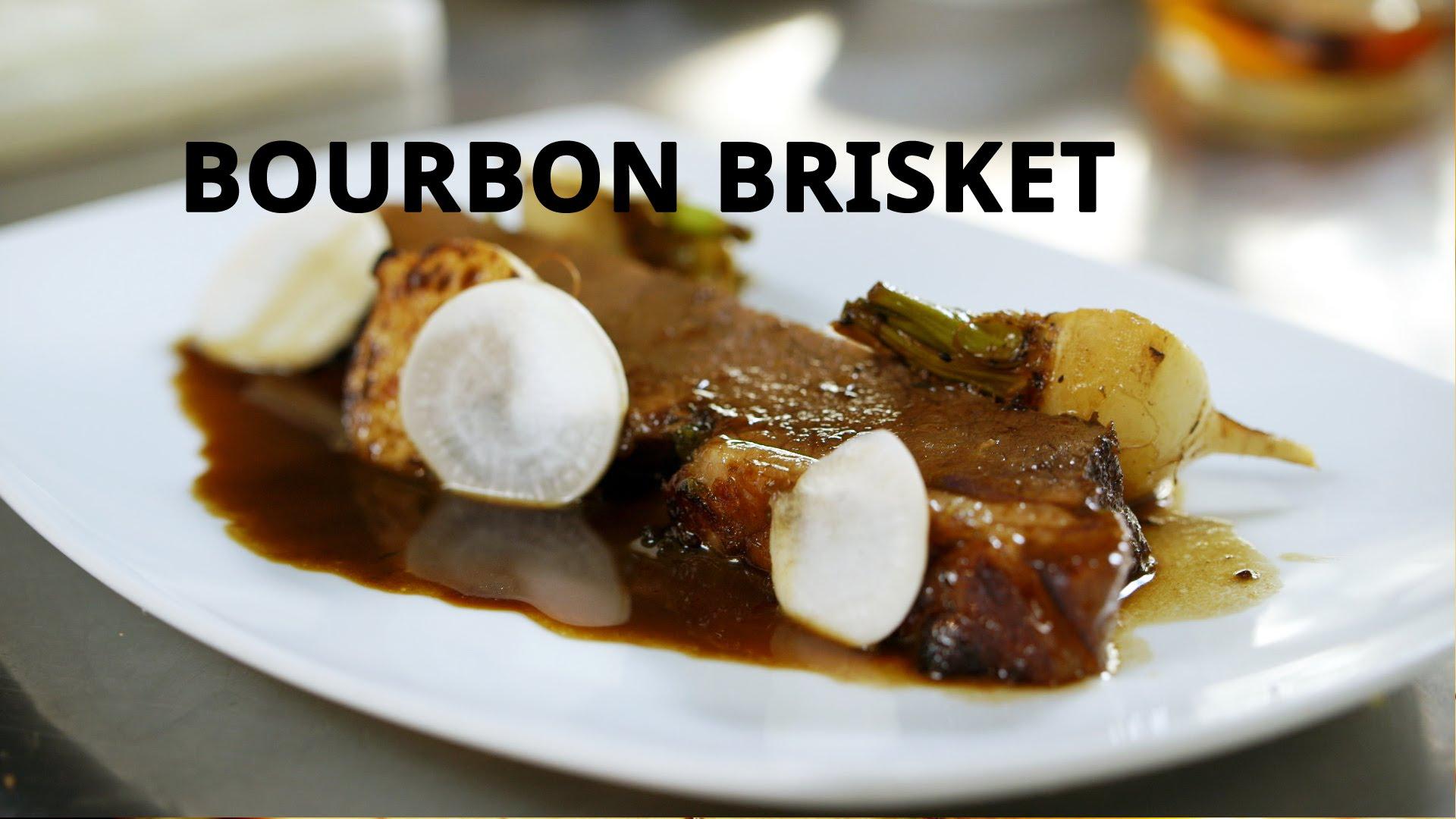 Chef Ed Lee's Bourbon Brisket Recipe photo