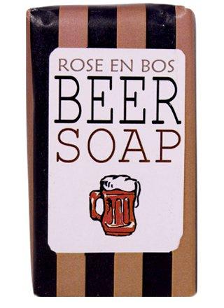 sku10469 rose en bos beer soap large Gift Ideas for the Beer Connoisseur