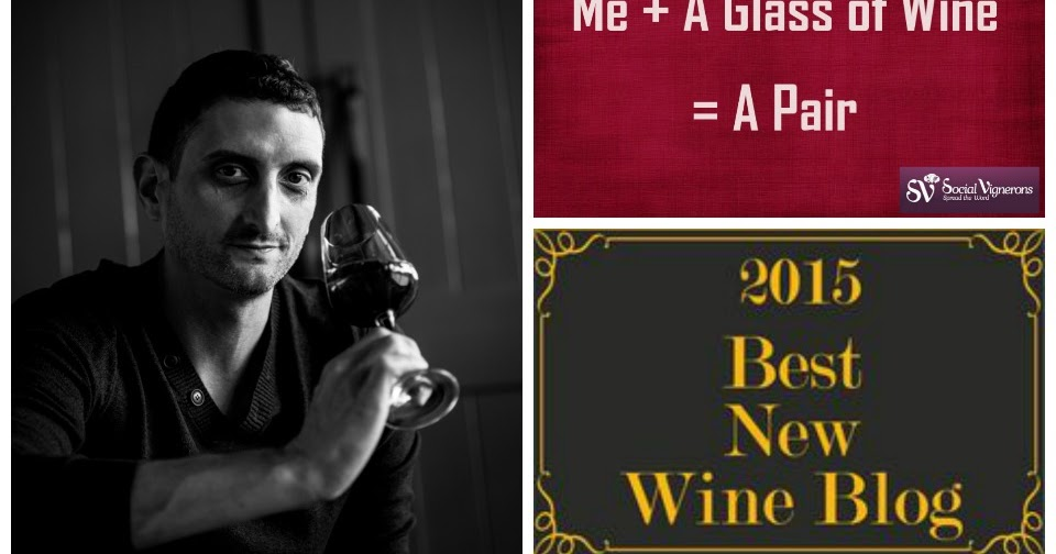 Julien Miquel interview about Italian Wine and the importance of Wine bloggers photo