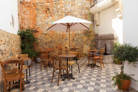 the gin bar e1481189248490 The Best Courtyard Drinking and Dining Spots in Cape Town
