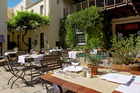The Best Courtyard Drinking and Dining Spots in Cape Town photo