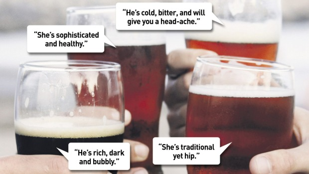 What Your Beer Says About You photo