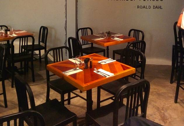 An Authentic Neapolitan-style Pizza Spot Fronts Joburg's Newest Speakeasy photo