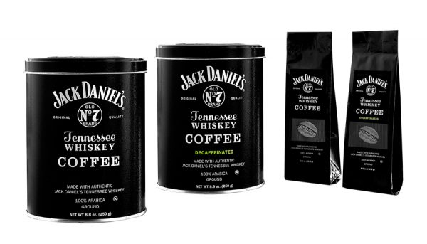 Start your workday with Jack Daniel`s coffee that tastes like whiskey photo