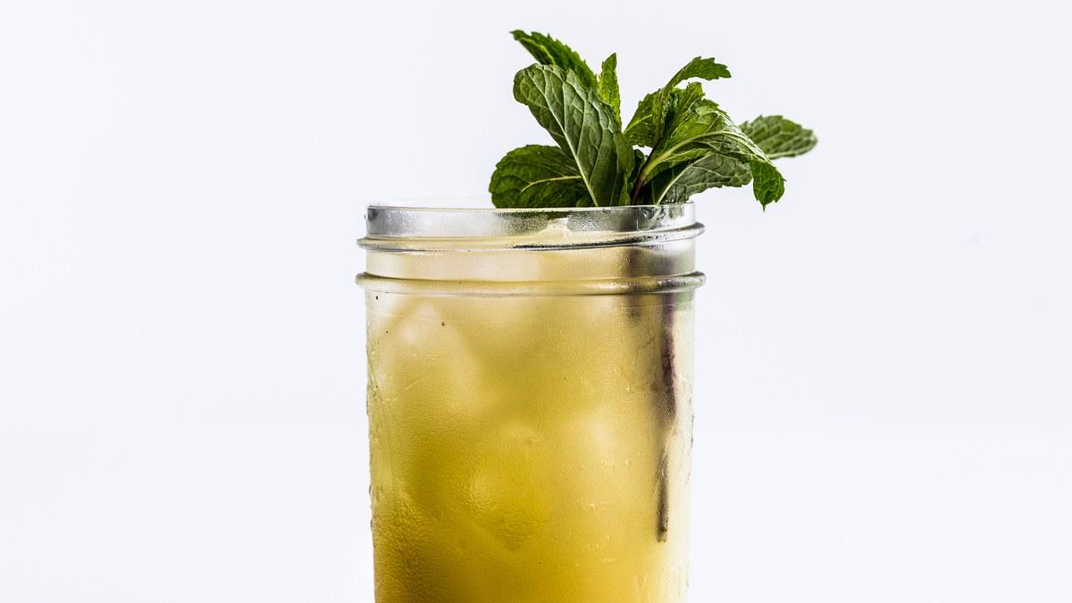 Maple-Ginger Cider Switchel photo