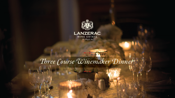 Join Lanzerac for their popular Winemaker Dinners photo