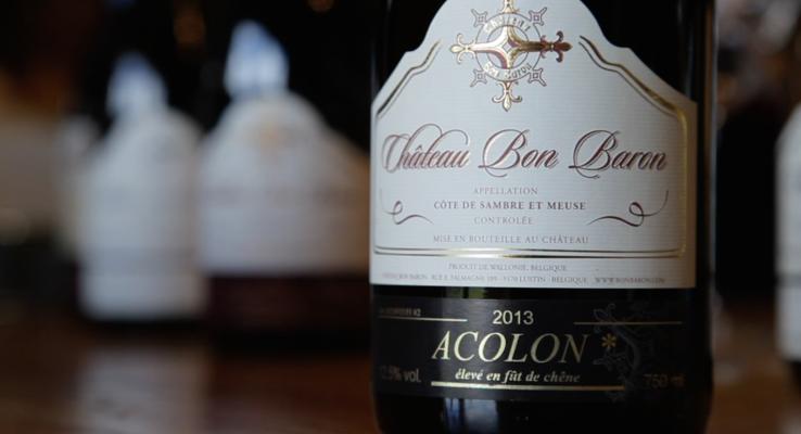 Belgian wine is coming! photo