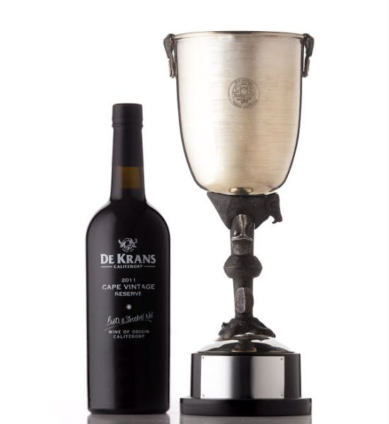 De Krans' star shines bright in Top Wine SA Hall of Fame photo