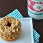 Baked Banana Bread Donuts photo