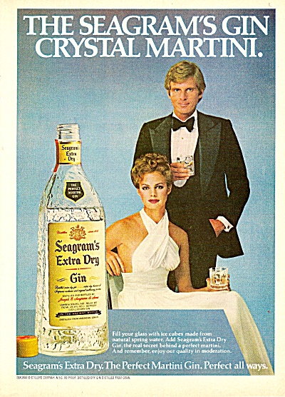 fancy Perfect your Gin Cocktail skills with these retro adverts