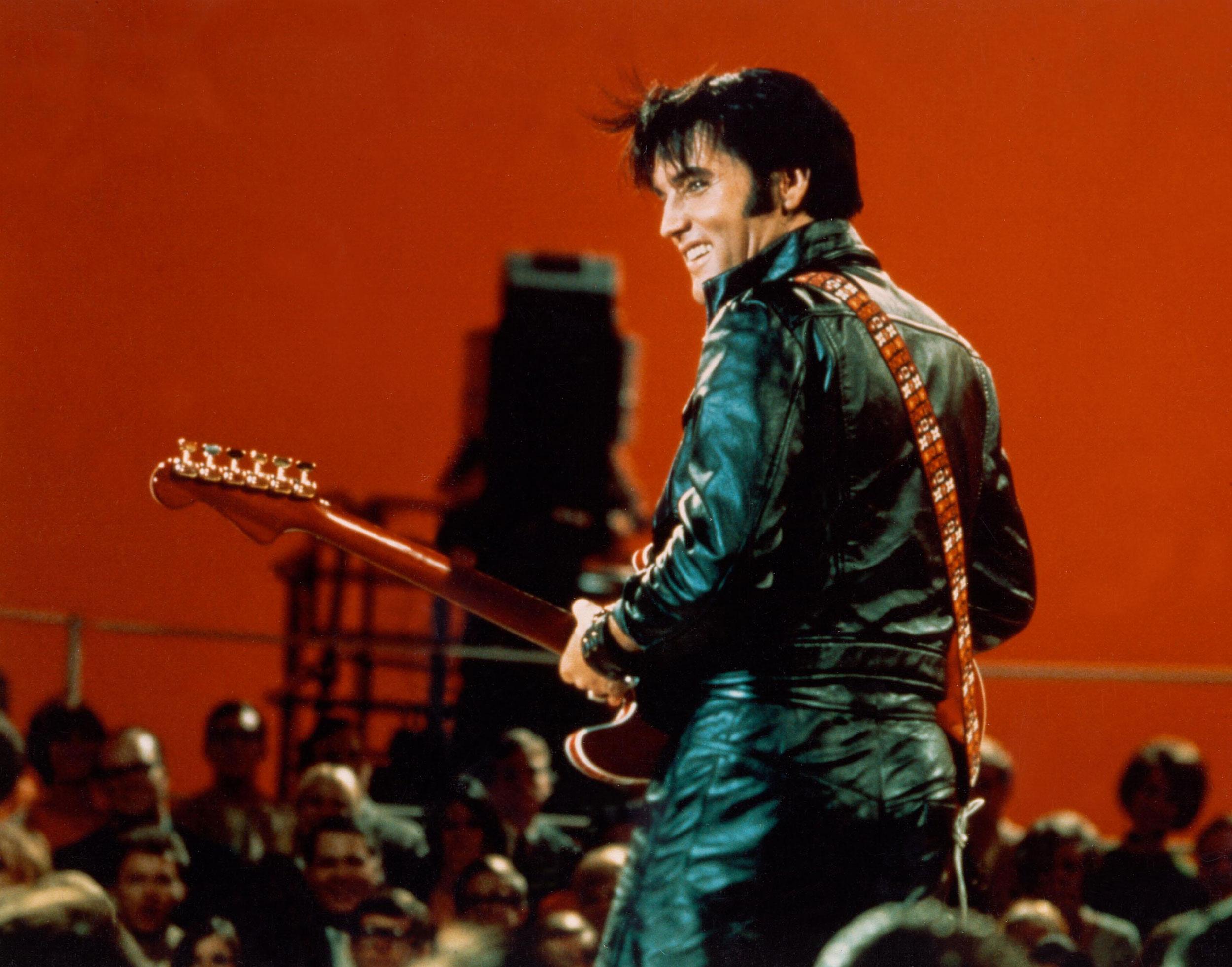 How Elvis Presley Did Breakfast photo