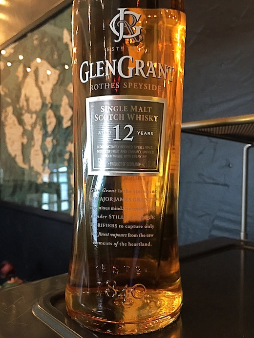 Whisky Review: Glen Grant 12-year-old photo