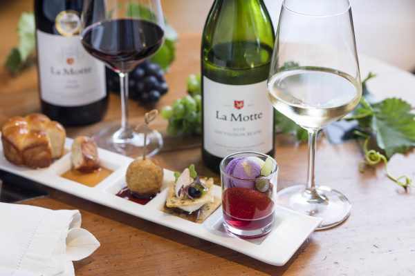 Tour and Taste the Harvest at La Motte photo