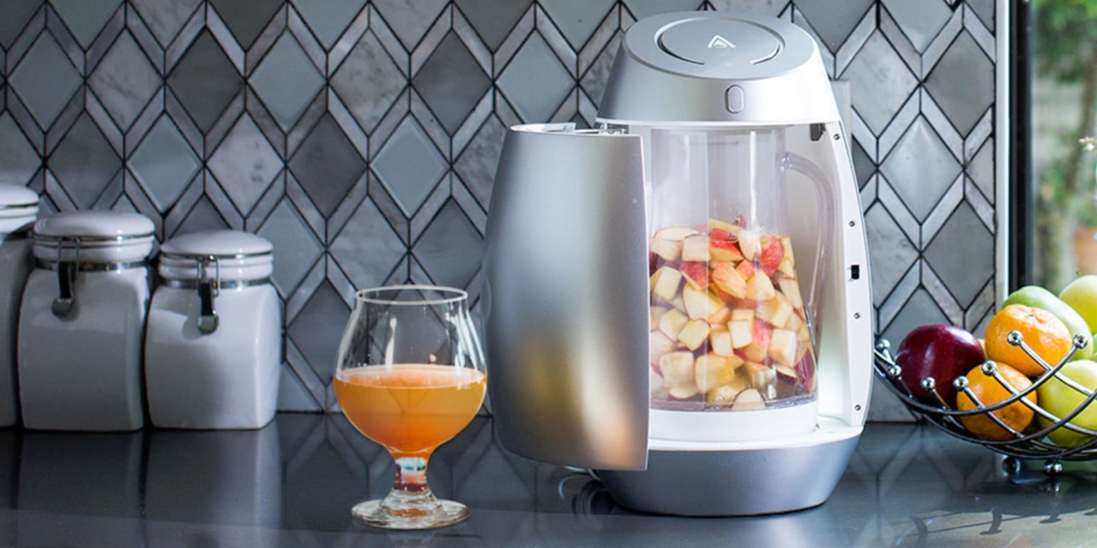 You Can Turn Any Fruit Into Alcohol With This Magical Appliance photo